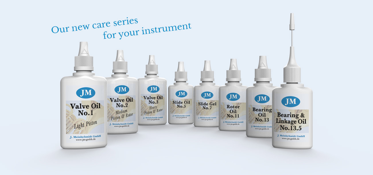Our new care series for your instrument