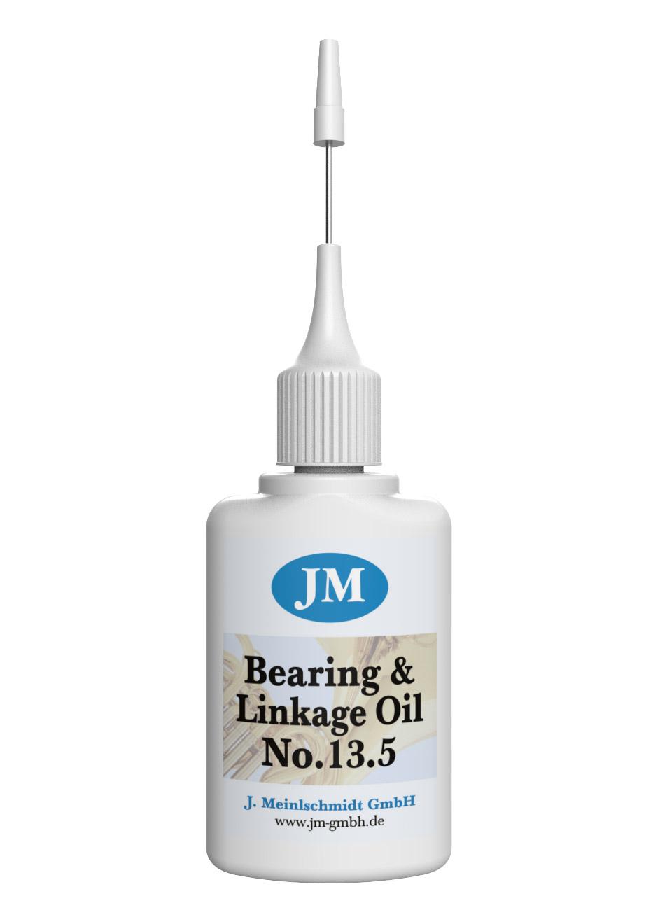 JM Bearing & Linkage Oil 13,5 - Synthetic